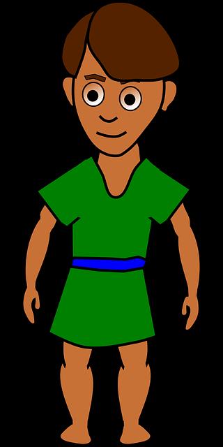 In der Bibel für Kinder werden Figuren und Sinn so dargestellt, dass Kinder es verstehen können.
