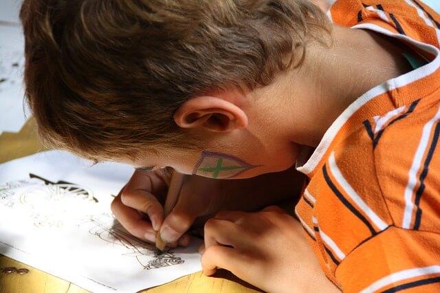 Die Weimarer Kinderbibel wird von Kindern erstellt