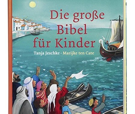 Große Bibel für Kinder